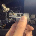 トッポ H47A メインキーシリンダー交換