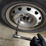 トルクレンチ タイヤ交換や重要な場所につかう工具
