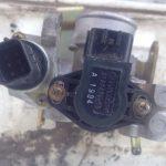 サンバー スロットルポジションセンサー交換・調整方法