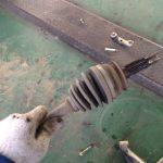 ドライブシャフトとは?デフからタイヤへ動力を伝えるシャフト