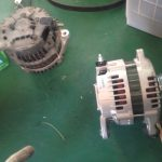 オルタネーターとは?車の発電機でエンジンがかかっている間発電する部品