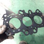 メタルガスケットとは? 高圧縮・高ブースト・高回転に耐えるメタル素材のガスケット