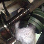 バモス HM2 ドライブシャフトブーツ交換