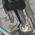 カプチーノ アイドリング調整 EA11R
