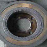ブレーキローターを修正研磨する理由