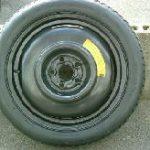 スペアタイヤの空気圧は何故高い?