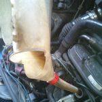 近頃の純正エンジンオイルは高性能で低価格になってきた