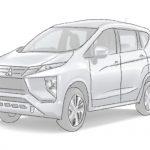 三菱の新型SUVミニバンを見て、低価格なら売れるんじゃない?って