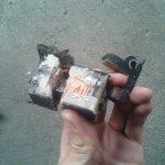 点火装置のイグニッションコイルを分解してみた