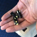 売れ筋NO.1のLEDポジション電球を買って試してみたけどこれはおすすめ!