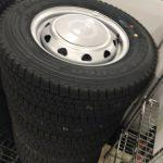 タイヤ・ホイール込みが安くなってきたので、古くなってきたら両方交換がおすすめ