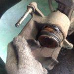 ブレーキの引きずりに要注意!タイヤ交換時にチェックできるブレーキの引きずり