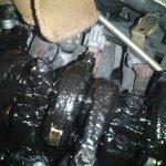 エンジンオイルの劣化が原因で車両火災になるということ