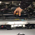 前の工場では45分車検をやってくれたという新規ユーザーの対応