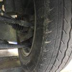 乗り心地が悪いと感じたら、真っ先に改善できるのがタイヤの交換