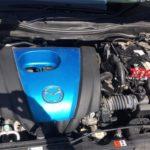 マツダ スカイアクティブXの日本仕様 燃費と圧縮比が判明!70万キロ以上走らないと・・・