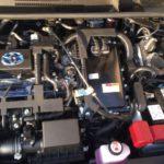 新型ヤリスに充填されてるエンジンはオイルは0W-8という超低粘度であるということ