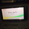 中古のナビMRZ09を取り付けてAmazon汎用GPSフィルムアンテナをつけてみた結果