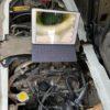 衝撃!11万kmオーバー・オイル消費が激しい・異音のするエンジンの燃焼室を撮影してみた結果