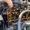 高速道路でエンジンが故障!壊れたエンジンを分解したらオイルが原因だった!2つの例を紹介