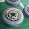 トラックのタイヤ組替え作業で何故事故が起きるのか?乗用車とトラックのホイールの違いを解説