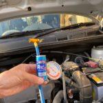 エアコン入れると燃費が落ちる!WAKO'Sのパワーエアコンプラスでどの程度燃費が伸びるか?