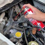 エンジンのアイドリング不調でスロットルを清掃する時気を付けなければいけないこと