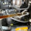 オイルが喰うエンジンに硬いオイルを入れる消費が緩和!しかし寒くなるとノイズが大きくなった