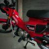 納期5ヶ月まち!ハンターカブCT125が届いた!バイクを買うなら125cc!その理由を解説!