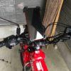ハンターカブ CT125にスマホホルダーとUSB充電設備を装着!これでロングツーリングもOK