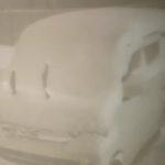 雪道にスタッドレスタイヤ等を装着しないと普通車罰金6千円!対策しないと法令違反の事実