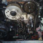 タイミングチェーンカバーが樹脂製になった新型レヴォーグ!エンジンの一部がプラスチック?