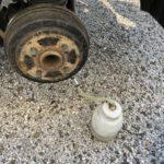 タイヤ交換時にお勧めなブレーキフルードの交換!ブリーダーがあればDIYで可能!