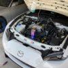 6万キロオーバーのNDロードスターにWAKO'SのRECSを施工!直噴エンジンはどうなったか