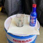 WAKO'Sのフューエルワンにカーボン付着したピストンを1ヶ月漬け置きしてみた結果