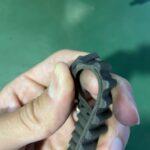 タイミングベルトは切れるよりもコマとびが多い!スバルのサンバー編
