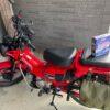 バイク洗車後のコーティングはWAKO'Sのバリアスコートがお手軽で効果絶大!ハンターカブに試してみた