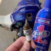 【検証】2サイクルエンジンにフューエルワンを入れてみたら、短時間で劇的な変化が現れた!