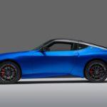日産の新型Zが、V6ツインターボでマニュアル設定があるということが粋な計らいだと思う