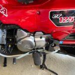 ハンターカブCT125に改善対策!チェンジペダルの溶接強度が足りず、ギヤチェンジが不能に