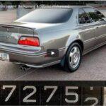 92万キロオーバーのレジェンドが一度もクラッチOHしていないという信じられない車